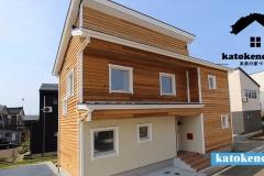 新潟県長岡市の注文住宅・新築・注文住宅・デザイン住宅なら・身体と環境に優しい健康住宅を建てる加藤建築。全棟小さなエアコン1台の冷暖房で1年中快適に過ごせる、夢のような家づくりを実現しています